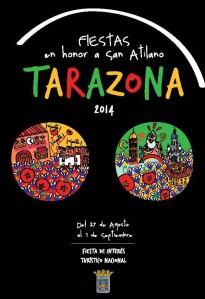 Programa Fiestas de Tarazona